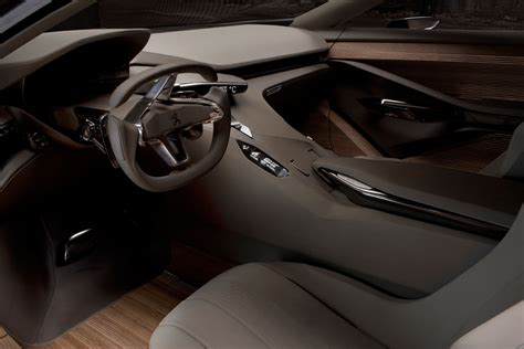 peugeot car interior peugeot hx1 concept interior car body design