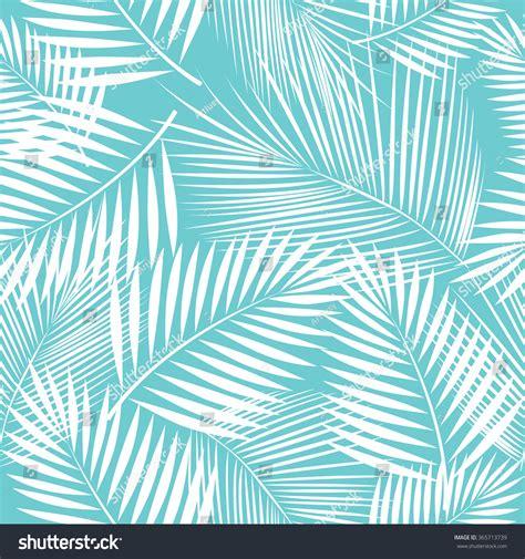 seamless pattern shutterstock leaves palm tree seamless pattern vector stock vector