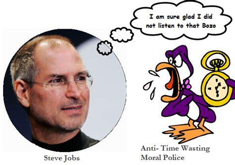 life of steve jobs in india steve jobs and time wasting aditya kane