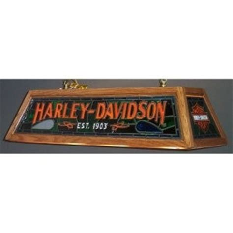 harley davidson light for pool table misc