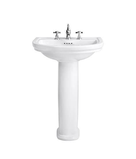 12 Inch Pedestal Sink The Fixture Gallery Dxv St George Pedestal Bathroom