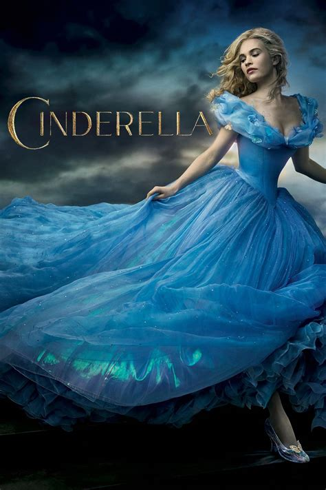 film cinderella film cinderella cinderella 2015 posters the movie database tmdb