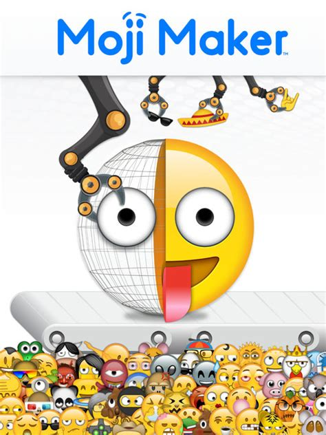 emoji design maker moji maker on the app store
