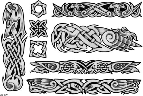 celtic viking skull tattoo designs photo 2 photo