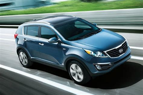 Kia Sportage Towing by How Much Can A Kia Vehicle Tow