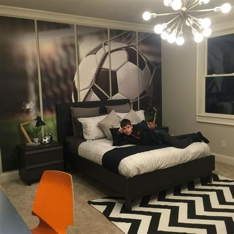 soccer home decor 1000 ideas about soccer room decor on pinterest soccer