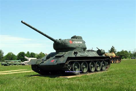 Committee by Soviet Union S T 34 85 Ob 1943 Medium Tanks