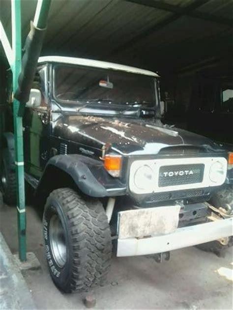 Jual Karpet Toyota Hardtop toyota landcruiser hardtop 40 series diesel hitam