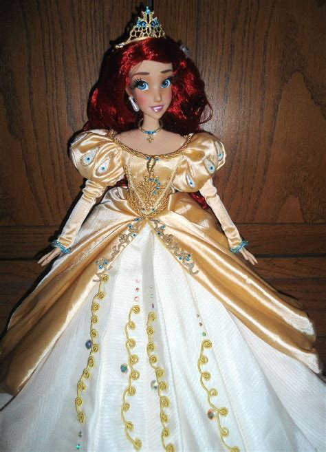 princess ariel golden dreams  singing doll