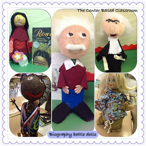 biography bottle head dolls reading royalty biography projects