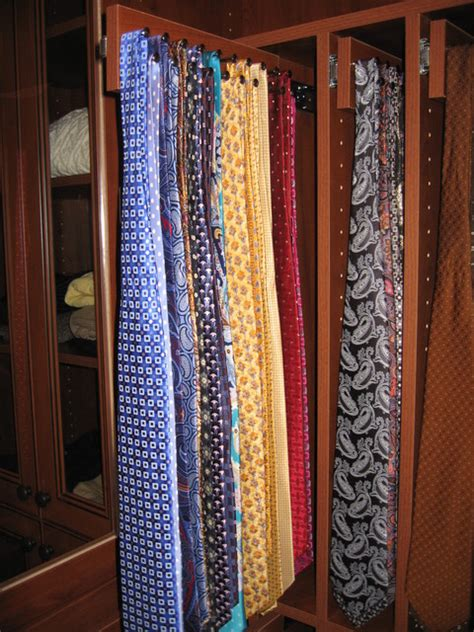 Tie Hangers For Closets by Tie Cabinets Traditional Closet New York By Rylex