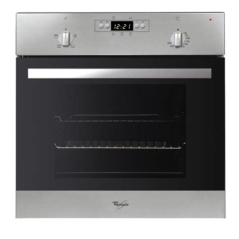 Whirlpool Akp262 Ix Stainless Steel 60cm Single Electric