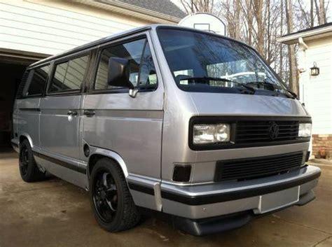 subaru vanagon subaru swapped 1988 vw vanagon wolfsburg bring a trailer