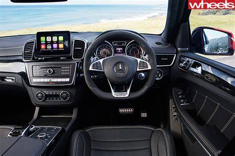 mercedes gls interior 2016 mercedes benz gls review