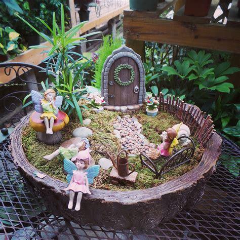 diy miniature fairy garden ideas
