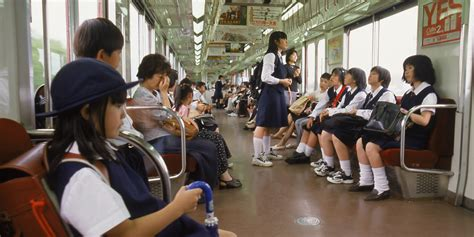 in japan small children take the subway and run errands global parenting habits that haven t caught on in the u s
