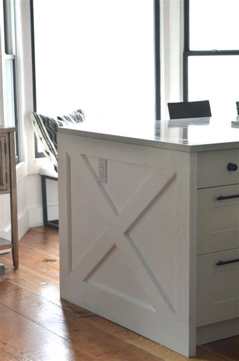kitchen cabinet end caps kitchen island end x marks the spot waterfall