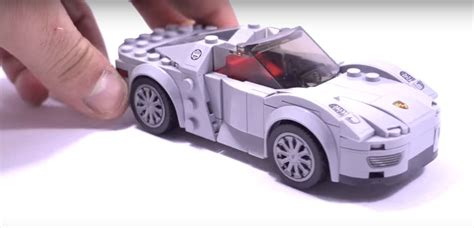 lego porsche 918 how fast can you build a lego porsche 918 spyder