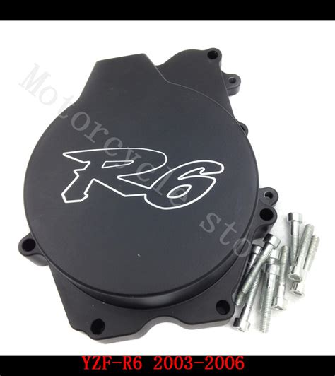 Cover Motor Yamaha Yzf R All Type fit for yamaha yzf yzf r6 yzf r6 2003 2004 2005 2006 ᐂ motorcycle motorcycle engine stator