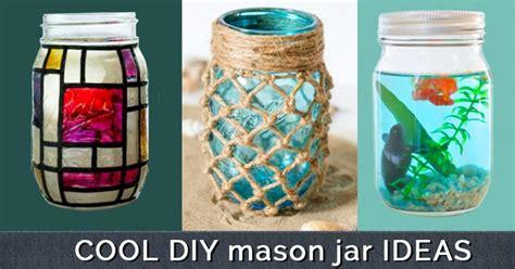 diy crafts with jars diy jar crafts