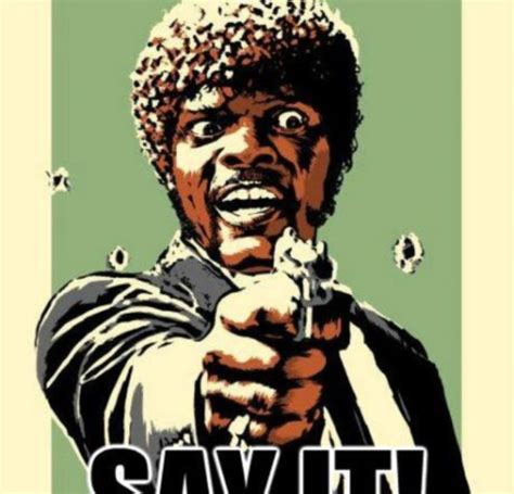 Samuel L Jackson Pulp Fiction Meme - how to get over yolo thinking when it comes to your diet