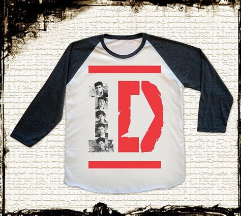 One Direction 08 Raglan 17 best images about t shirts on one direction