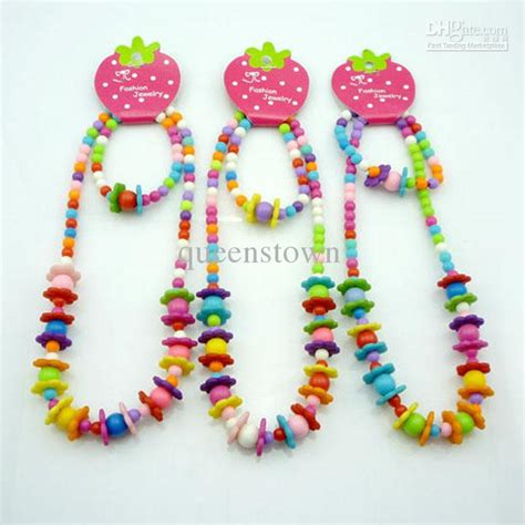 Handmade Childrens Jewellery - necklace jewelry sets handmade bead necklaces