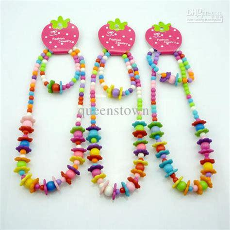 Handmade Childrens Jewellery - necklace jewelry sets handmade bead necklaces