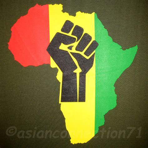 Kaos Afrika The Power Of Rasta africa power roots rasta reggae solidarity unity t
