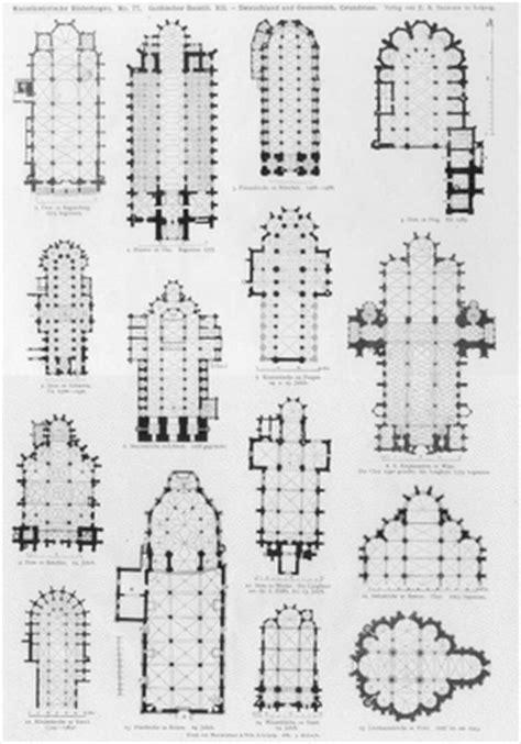 gothic architecture floor plan german church floor plans gothic architecture print