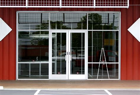 Change Commercial Foggy Glass At Reasonable Price In Glass Store Front Doors