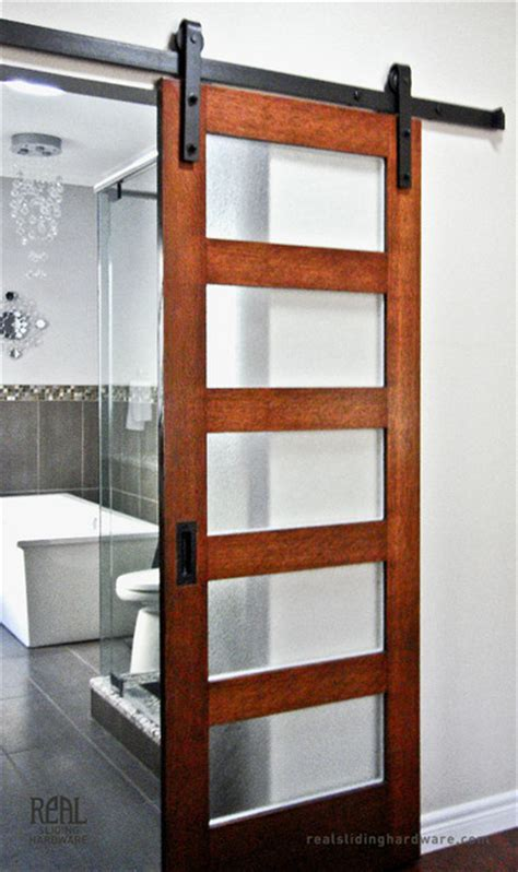 sliding bathroom barn door bathroom barn door hardware traditional bathroom toronto by real sliding hardware