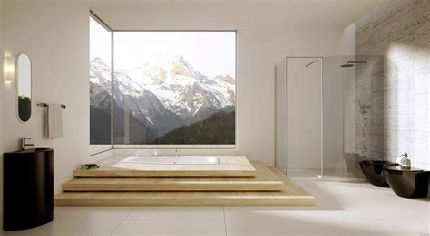 Modern Bathroom Designs by Modern Bathrooms With Spa Like Appeal