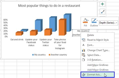 format axis line graph excel 2007 excel chart change legend order 2007 how to change plot