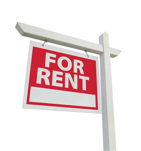 renter s for rent real estate sign the observation deck