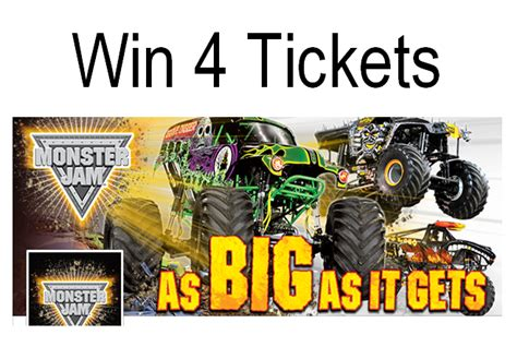 monster truck show maryland winner monster jam 4 tickets baltimore md baltimore arena