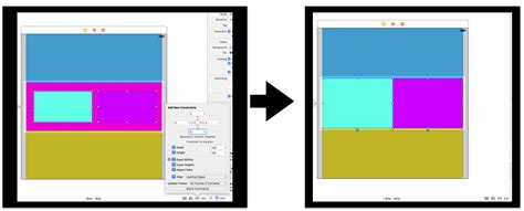 grid layout xcode ios auto layout to create grid view in ios8 xcode 6