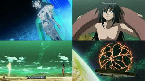 mecha animes list
