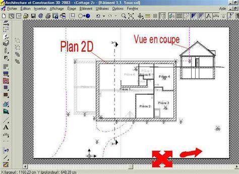 logiciel plan 2d gratuit 4640 logiciel dessin maison l impression 3d