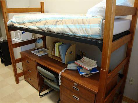 bed desk  dores vanderbilt university