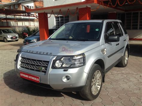 nepal land rover land rover freelander 2009 autogear price rs 92 00 000