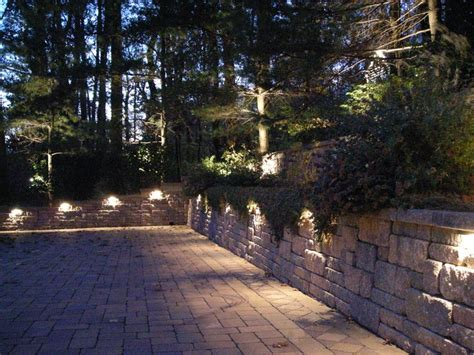 landscape lighting for retaining walls 23 best landscape hardscape lighting solutions images on lighting solutions