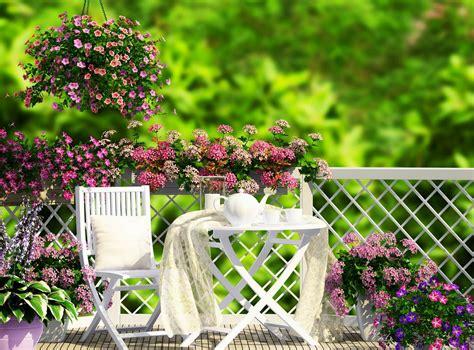 Nature Grass Flower Supplies Verandah Coffee Tea Nature Flowers And Garden