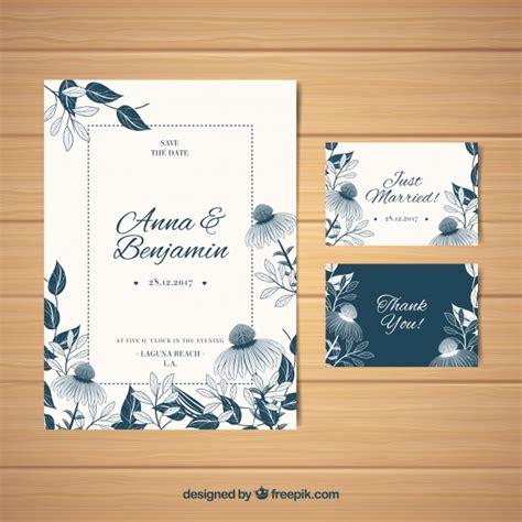 Wedding Card Vector Ai by Classic Wedding Card Vector Free