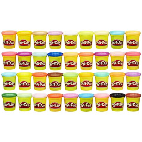 play doh colors play doh 36 pack of colors new best deal