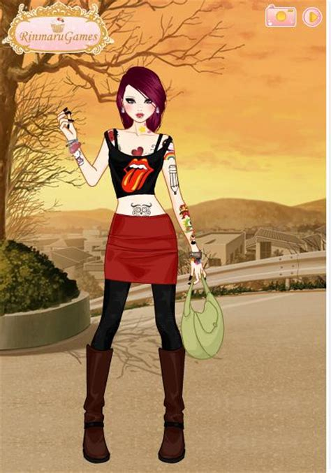 tattoo girl dress up games rinmarugames images tattoo s wallpaper and background