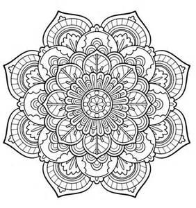 1000 ideas sobre dise 241 o dibujo de mandala en pinterest