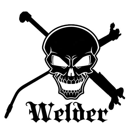 welding clipart welder clipart skull pencil and in color welder clipart