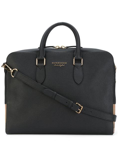 Doktor Bag Burbery 7223 2 lyst burberry monogram laptop in black for