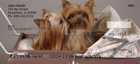 yorkie personal checks yorkies personal checks save 50 on yorkies bank checks